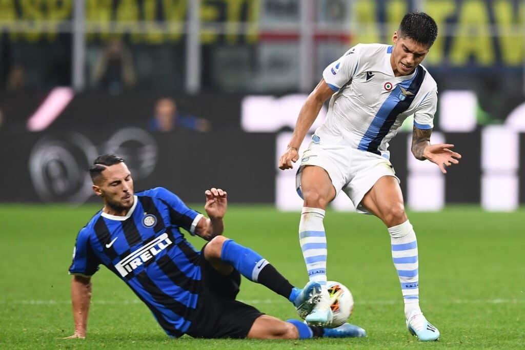 Correa-D'Ambrosio, Inter-Lazio