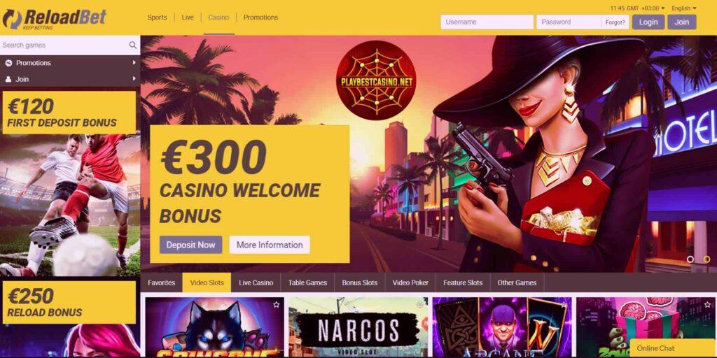 ReloadBet-casino