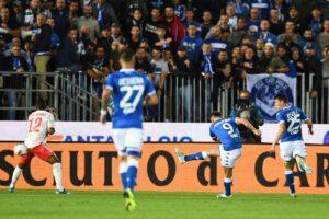 gol Donnarumma, Brescia-Juventus