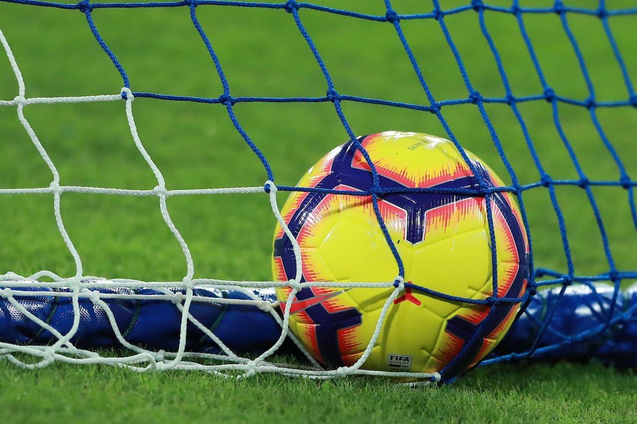 pallone nella rete