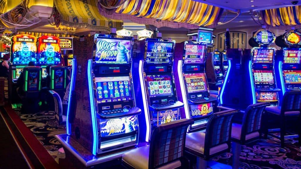 I bonus slot machines non aams