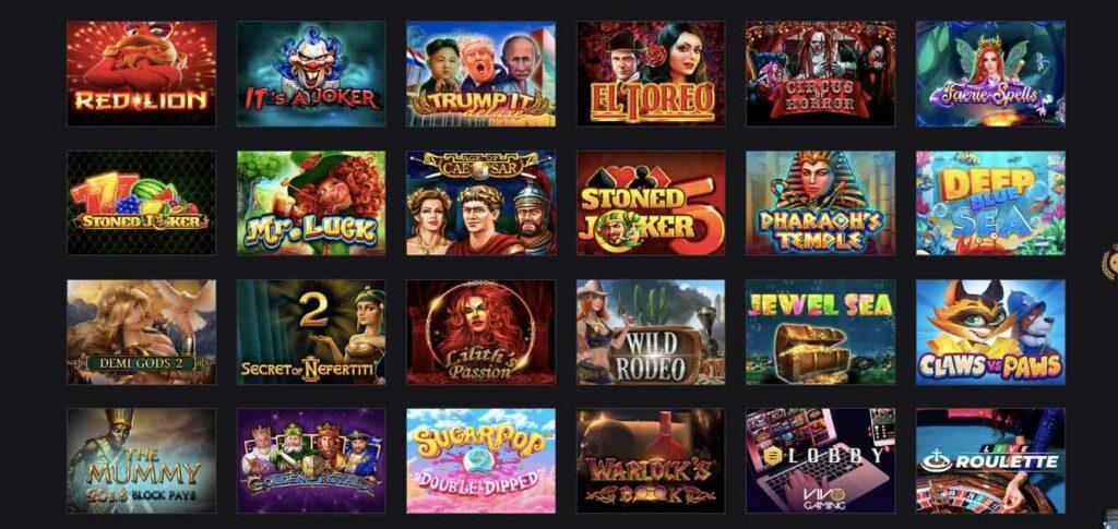 Slot Split Aces Casino