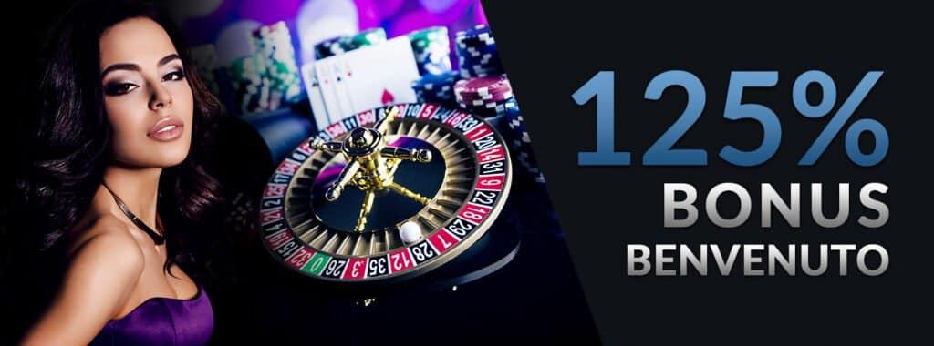 bonus benvenuto Babibet Casino