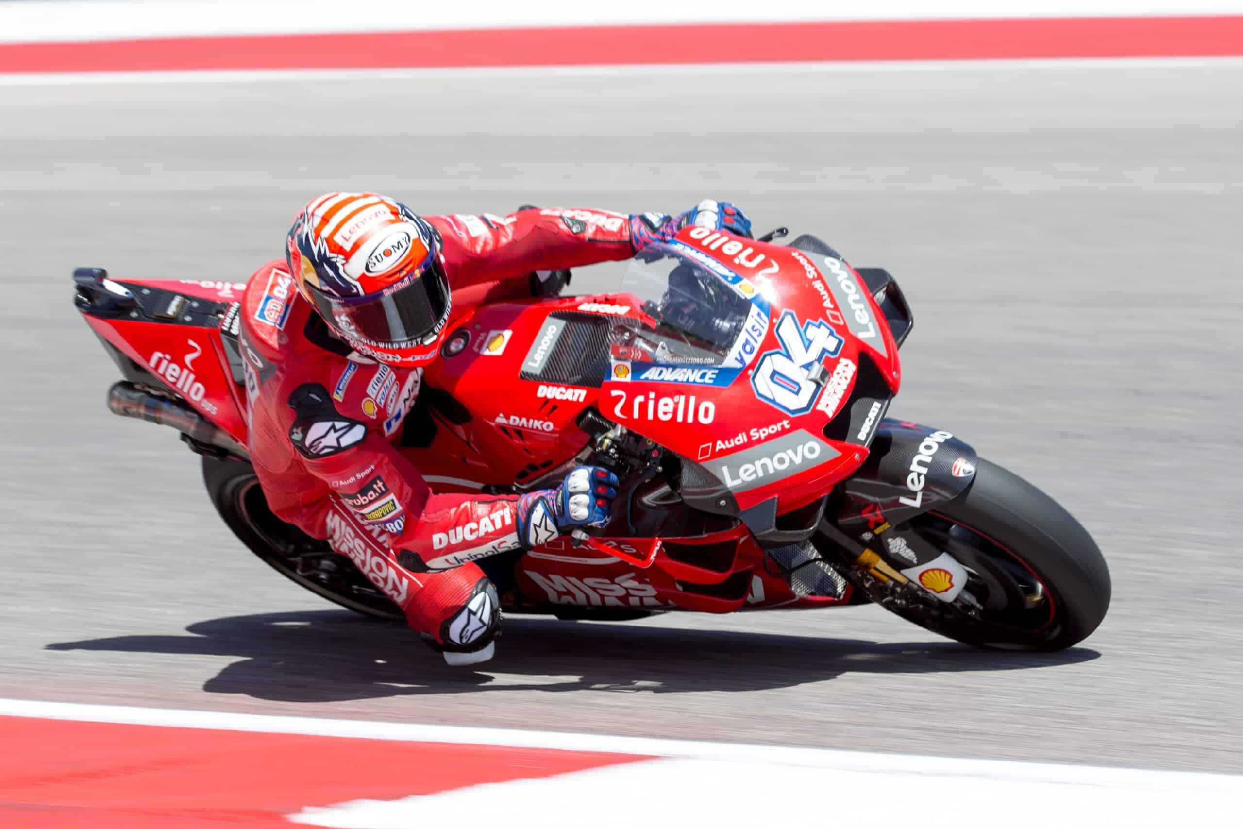 Come scommettere sulla MotoGP