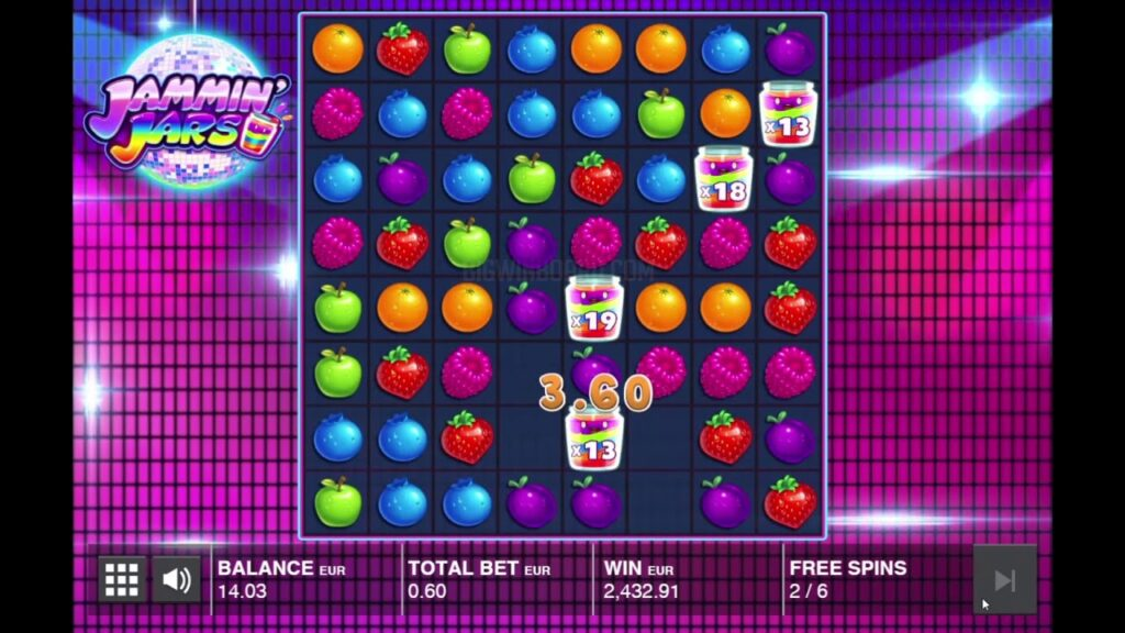 Simboli Jammin Jars Slot Machine