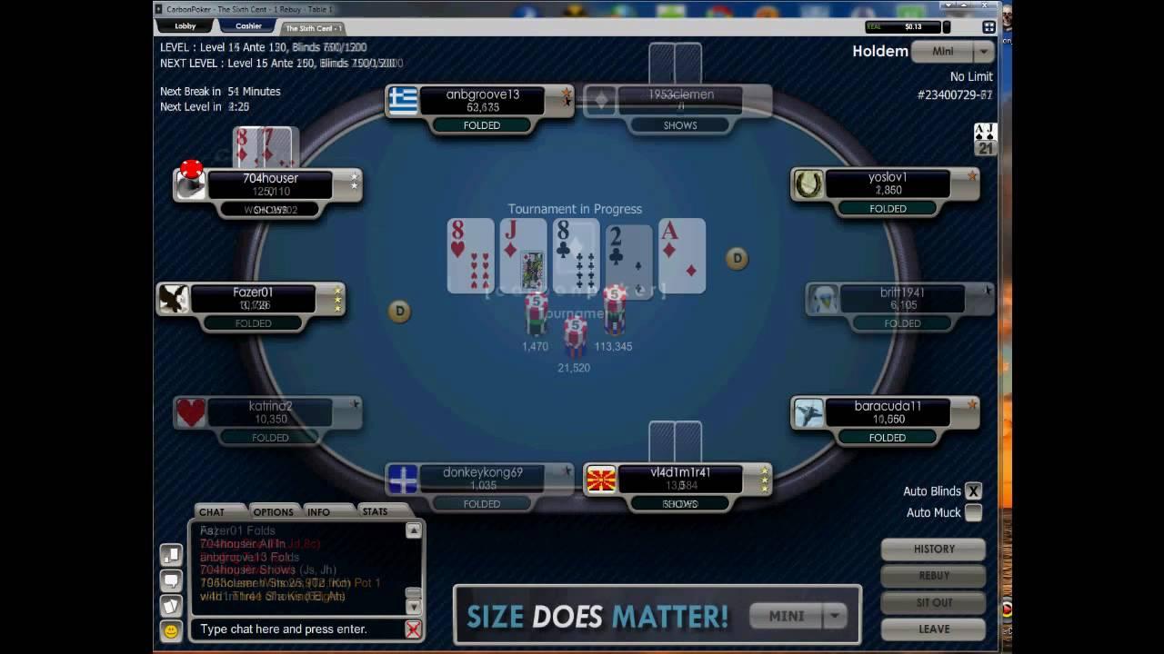 migliori siti di Poker americani