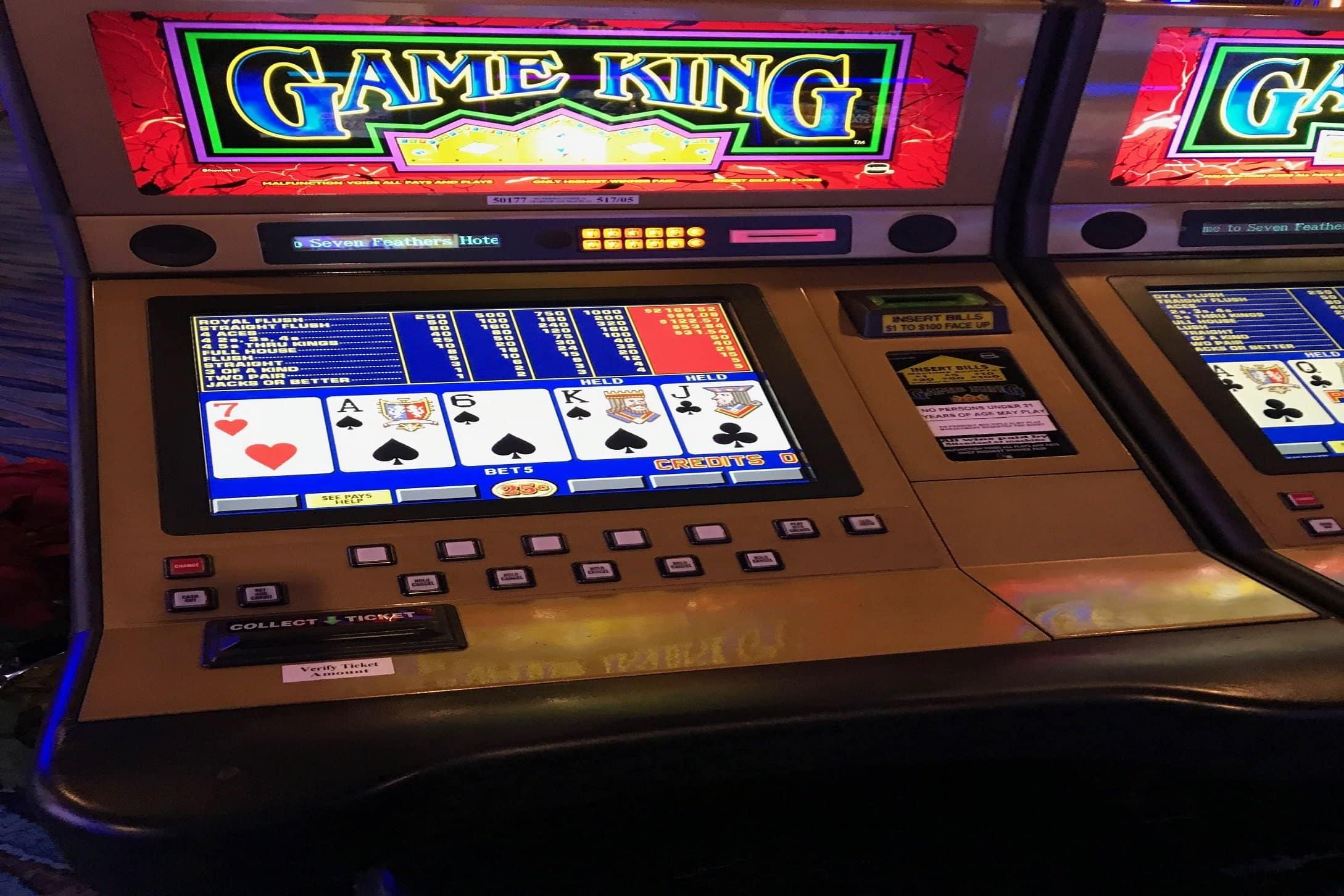 Video Poker Anni 90