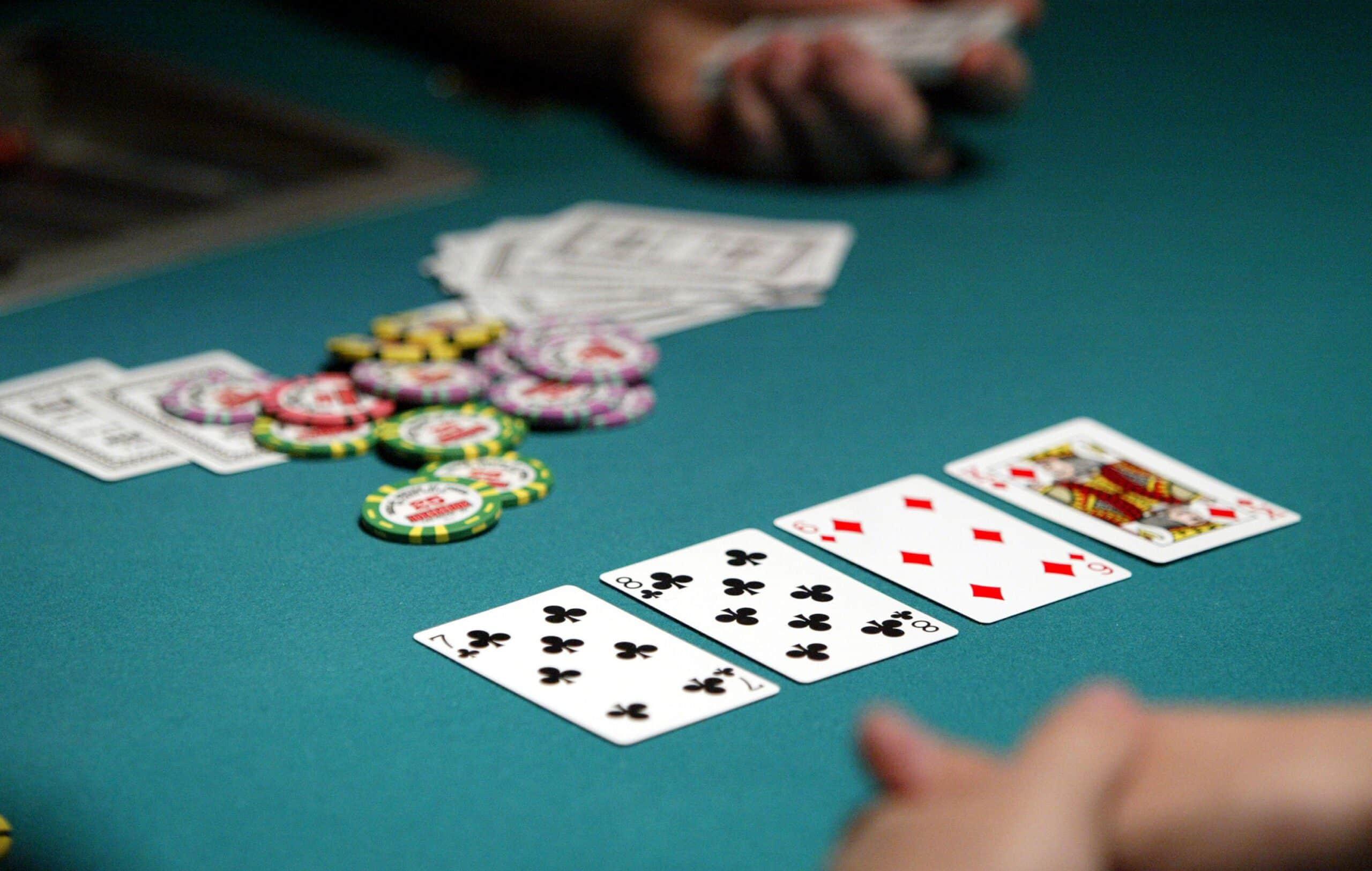 Migliori 5 siti di Poker con soldi veri