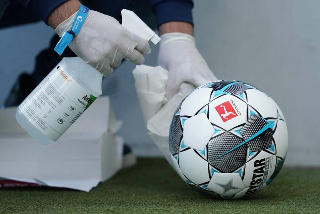 pallone calcio Bundesliga
