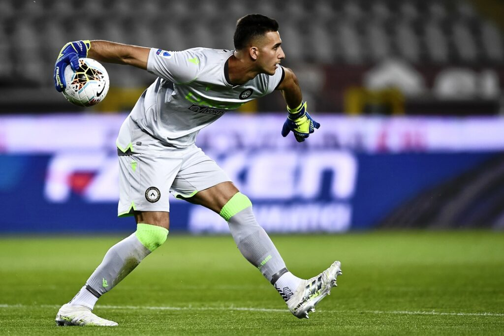 Musso, portiere Udinese