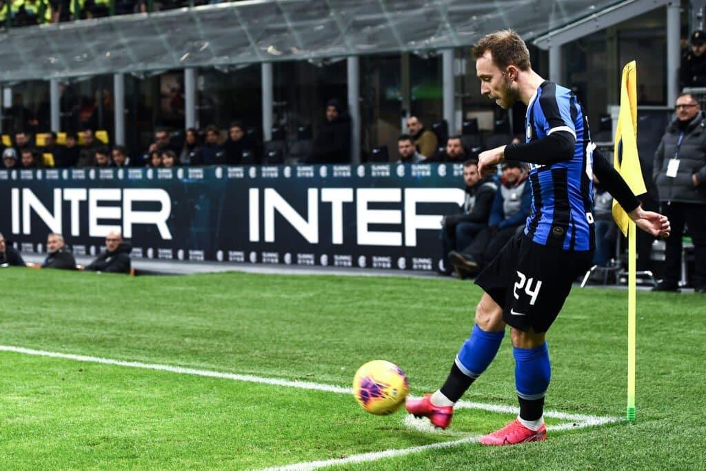 Eriksen, trequartista Inter