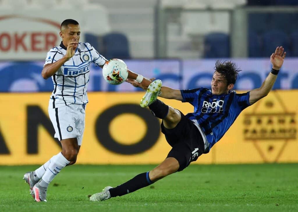 Sanchez-De Roon, Atalanta-Inter