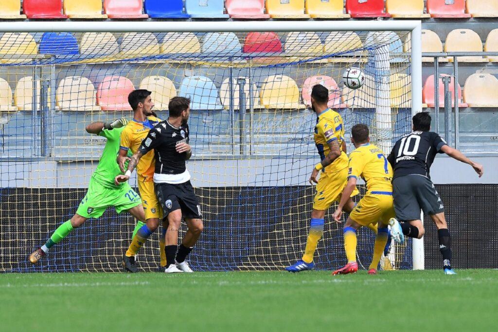 gol Moreo, Frosinone-Empoli