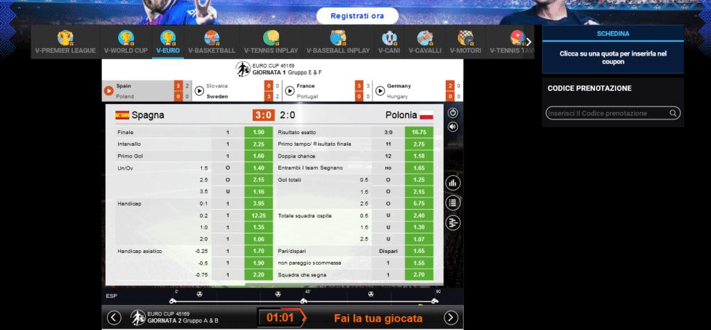 Virtual Sport LibraBet