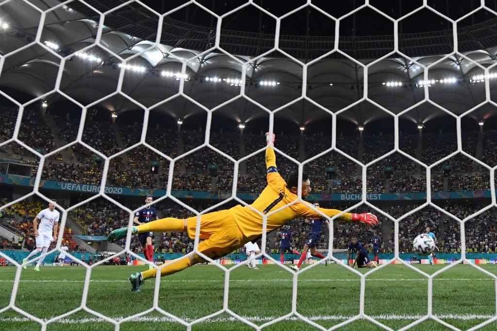 Francia-Svizzera, Euro 2020