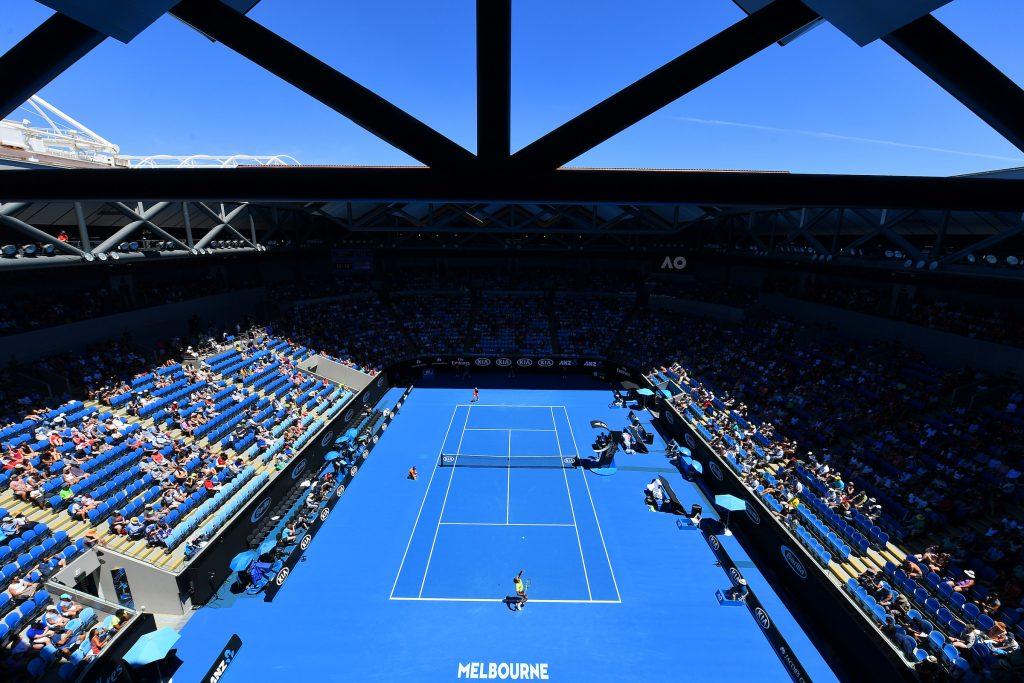 Margaret Court Arena, Australian Open
